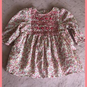 Beautiful Tucker Tate Dress size 6 months..